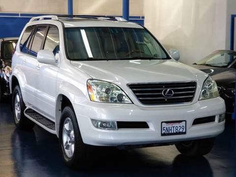 2005 Lexus GX 470 for sale at H1 Auto Group in Sacramento CA