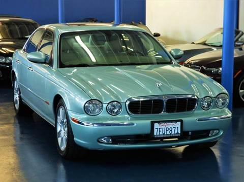 2004 Jaguar XJ-Series for sale at H1 Auto Group in Sacramento CA