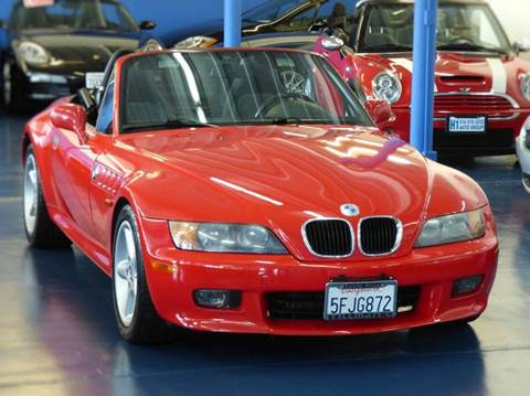1999 BMW Z3 for sale at H1 Auto Group in Sacramento CA