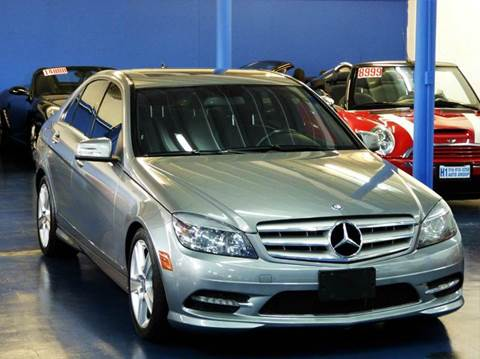 2011 Mercedes-Benz C-Class for sale at H1 Auto Group in Sacramento CA