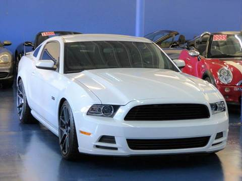 2014 Ford Mustang for sale at H1 Auto Group in Sacramento CA