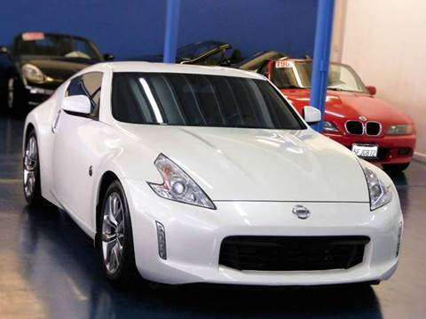 2013 Nissan 370Z for sale at H1 Auto Group in Sacramento CA