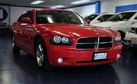 2010 Dodge Charger for sale at H1 Auto Group in Sacramento CA