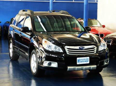 2010 Subaru Outback for sale at H1 Auto Group in Sacramento CA