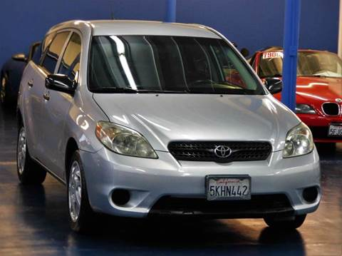 2005 Toyota Matrix for sale at H1 Auto Group in Sacramento CA
