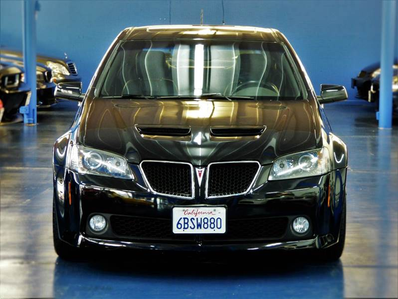 2008 pontiac g8 gt 4dr sedan in sacramento ca h1 auto group. Black Bedroom Furniture Sets. Home Design Ideas