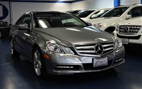 2011 Mercedes-Benz E-Class for sale at H1 Auto Group in Sacramento CA