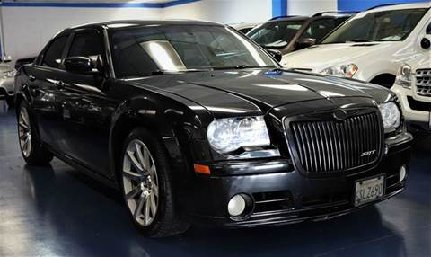2007 Chrysler 300 for sale at H1 Auto Group in Sacramento CA