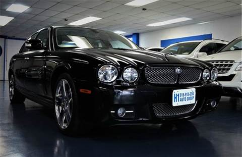 2008 Jaguar XJ-Series for sale at H1 Auto Group in Sacramento CA