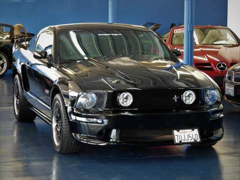 2007 Ford Mustang for sale at H1 Auto Group in Sacramento CA