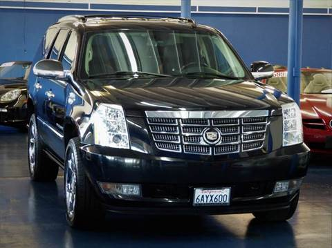 2007 Cadillac Escalade for sale at H1 Auto Group in Sacramento CA