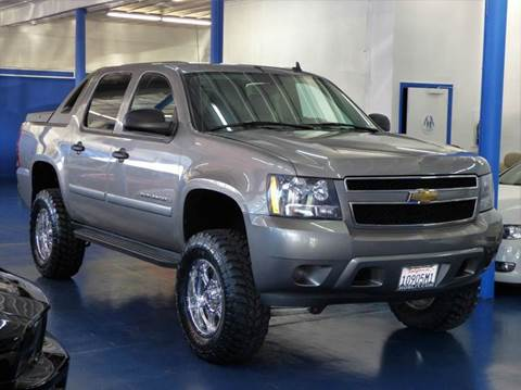 2007 Chevrolet Avalanche for sale at H1 Auto Group in Sacramento CA