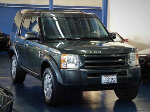 2006 Land Rover LR3 for sale at H1 Auto Group in Sacramento CA