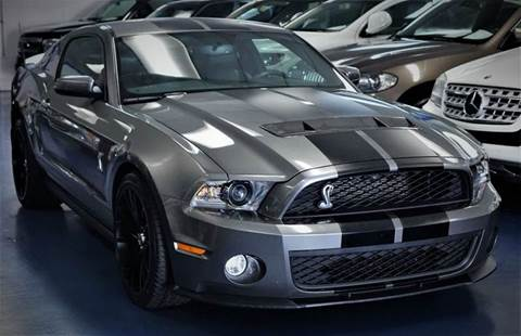 2011 Ford Shelby GT500 for sale at H1 Auto Group in Sacramento CA
