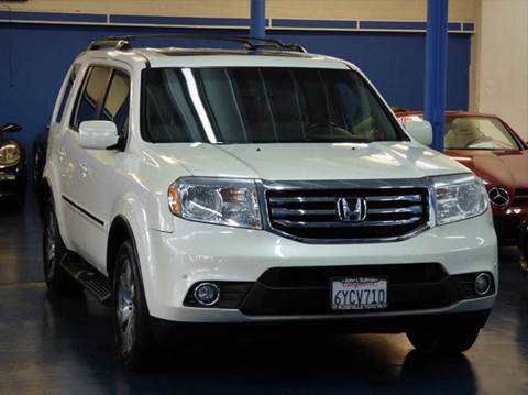 2012 Honda Pilot for sale at H1 Auto Group in Sacramento CA