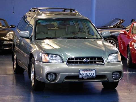 2003 Subaru Outback for sale at H1 Auto Group in Sacramento CA