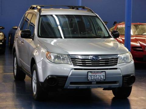2010 Subaru Forester for sale at H1 Auto Group in Sacramento CA