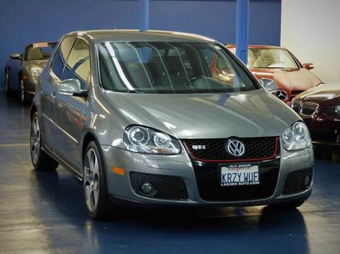 2007 Volkswagen GTI for sale at H1 Auto Group in Sacramento CA
