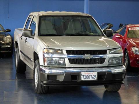 2005 Chevrolet Colorado for sale at H1 Auto Group in Sacramento CA