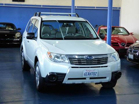 2009 Subaru Forester for sale at H1 Auto Group in Sacramento CA