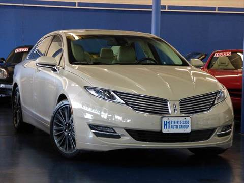 2015 Lincoln MKZ Hybrid for sale at H1 Auto Group in Sacramento CA
