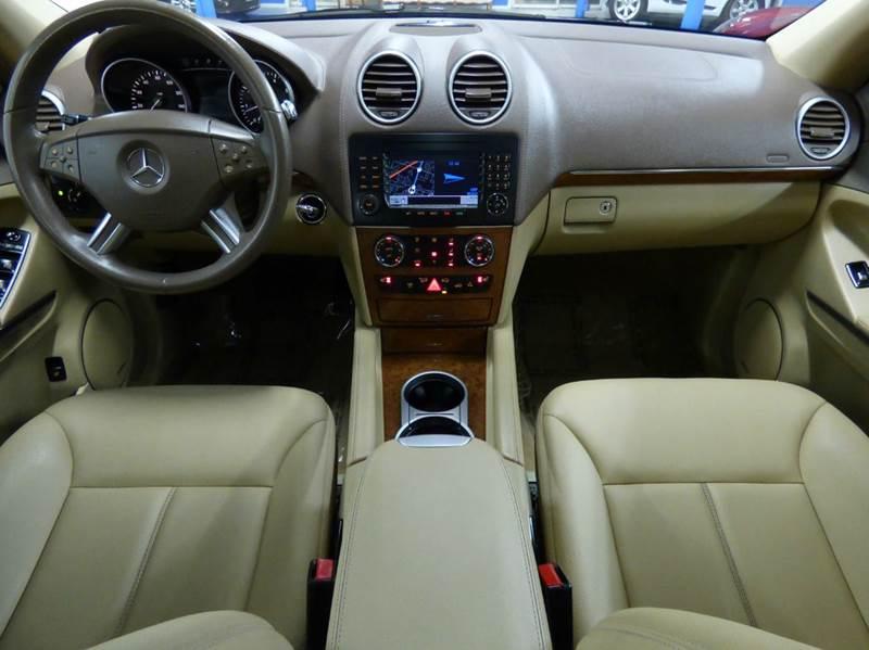 2008 Mercedes-Benz Gl-Class GL450 4MATIC AWD 4dr SUV In