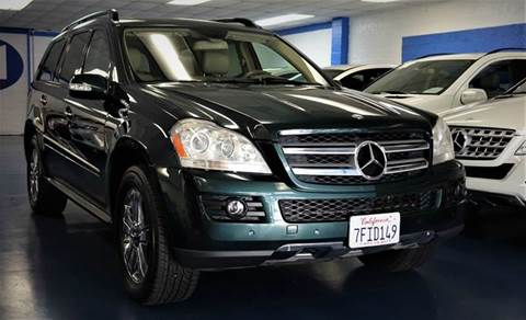 2008 Mercedes-Benz GL-Class for sale at H1 Auto Group in Sacramento CA