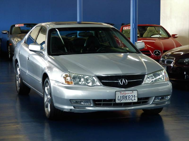 2002 Acura TL for sale at H1 Auto Group in Sacramento CA