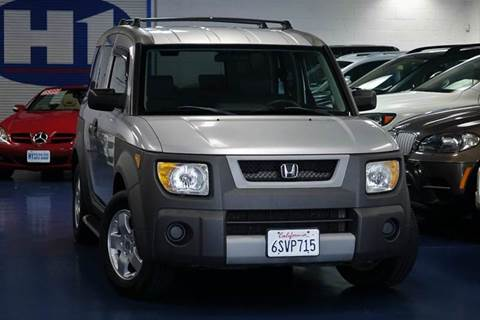 2004 Honda Element for sale at H1 Auto Group in Sacramento CA