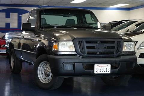 2006 Ford Ranger for sale at H1 Auto Group in Sacramento CA