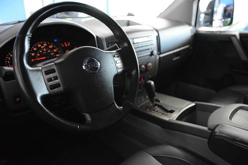 2004 Nissan Titan Le 4dr Crew Cab Rwd Sb In Sacramento Ca H1 Auto