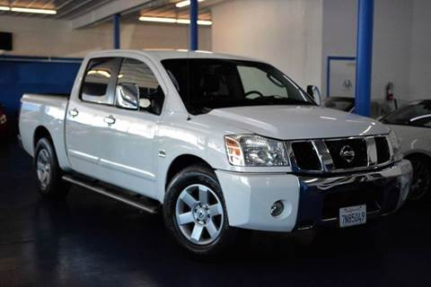2004 Nissan Titan for sale at H1 Auto Group in Sacramento CA