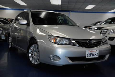 2008 Subaru Impreza for sale at H1 Auto Group in Sacramento CA