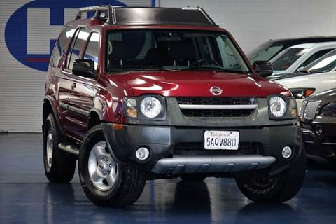 2003 Nissan Xterra for sale at H1 Auto Group in Sacramento CA