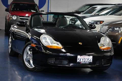 2001 Porsche Boxster for sale at H1 Auto Group in Sacramento CA