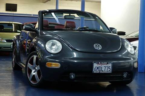 2005 Volkswagen New Beetle for sale at H1 Auto Group in Sacramento CA