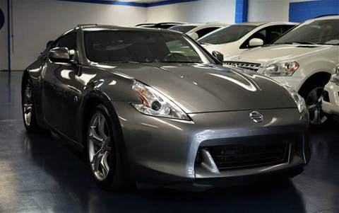 2012 Nissan 370Z for sale at H1 Auto Group in Sacramento CA