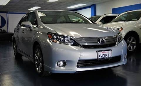 2010 Lexus HS 250h for sale at H1 Auto Group in Sacramento CA