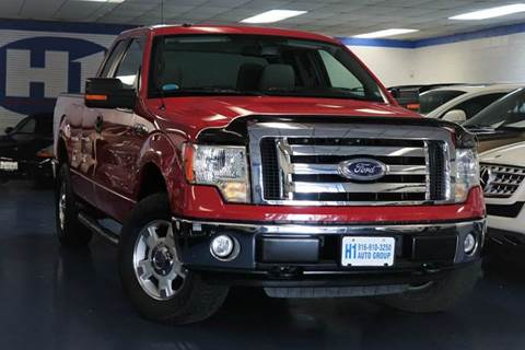 2010 Ford F-150 for sale at H1 Auto Group in Sacramento CA