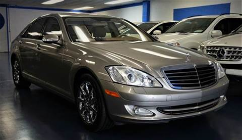 2007 Mercedes-Benz S-Class for sale at H1 Auto Group in Sacramento CA