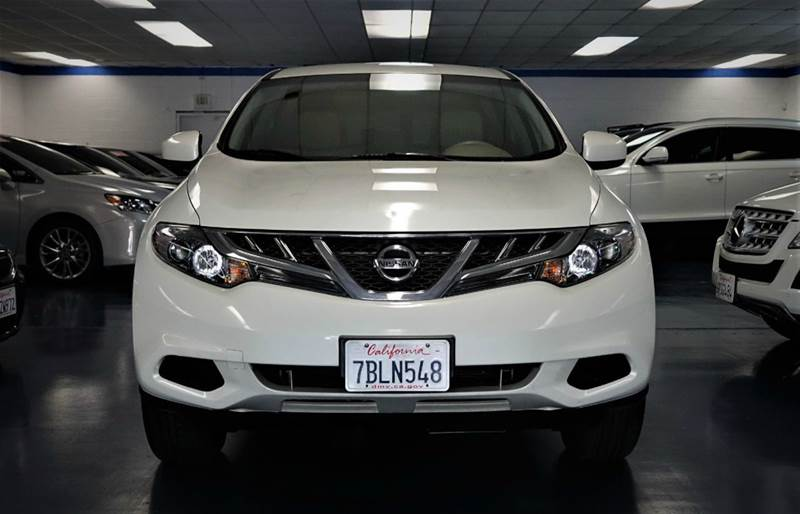 2012 Nissan Murano S 4dr Suv In Sacramento Ca H1 Auto Group