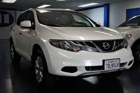 2012 Nissan Murano for sale at H1 Auto Group in Sacramento CA