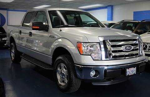 2012 Ford F-150 for sale at H1 Auto Group in Sacramento CA