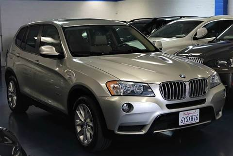 2013 BMW X3 for sale at H1 Auto Group in Sacramento CA