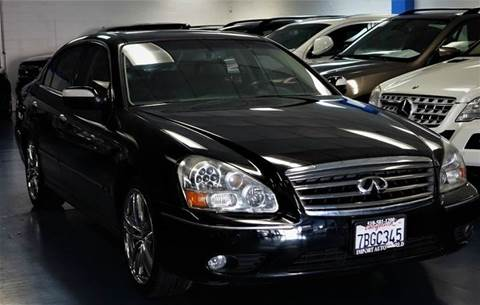 2006 Infiniti Q45 for sale at H1 Auto Group in Sacramento CA