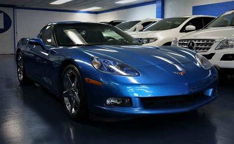 2008 Chevrolet Corvette for sale at H1 Auto Group in Sacramento CA