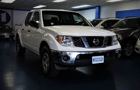 2007 Nissan Frontier for sale at H1 Auto Group in Sacramento CA