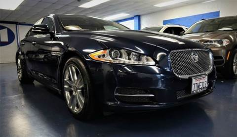 2011 Jaguar XJ for sale at H1 Auto Group in Sacramento CA