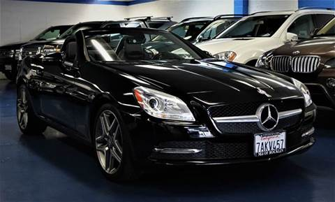 2013 Mercedes-Benz SLK for sale at H1 Auto Group in Sacramento CA
