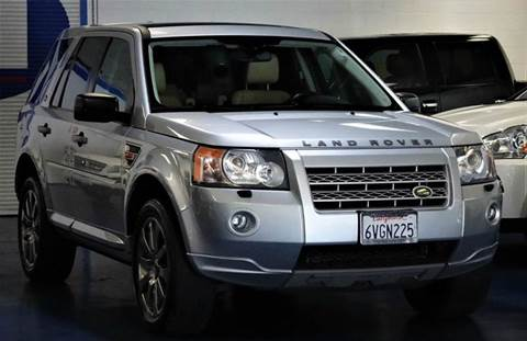 2008 Land Rover LR2 for sale at H1 Auto Group in Sacramento CA